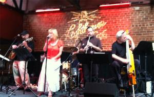 Donna Deussen Paul Weitz Jazz Quartet