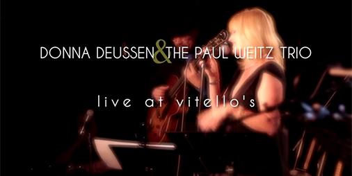 Donna Deussen Paul Weitz Vitellos
