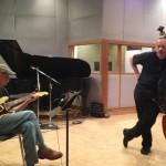 Greg Leroy Andy Allen Bass and Guitar