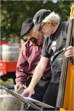 Dr. Matt VanBenschoten and Paul Weitz Malibu, CA