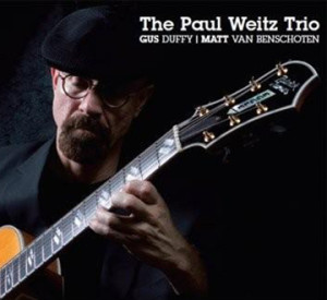 The Paul Weitz Trio CD