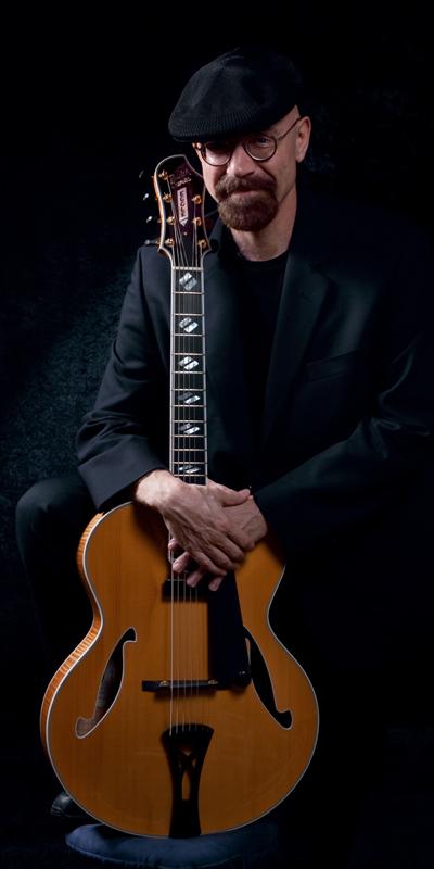 Patrick James Eggle Archtop Guitar