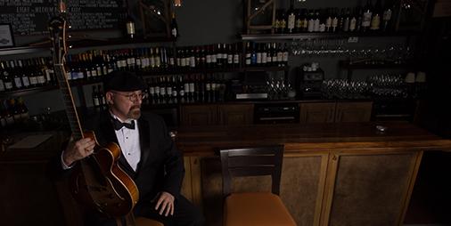 Paul Weitz Jazz Guitarist