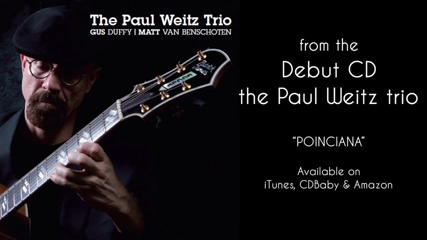 The Paul Weitz Trio