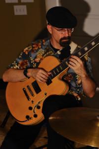 Jazz Trio - Guitar Bass Drums